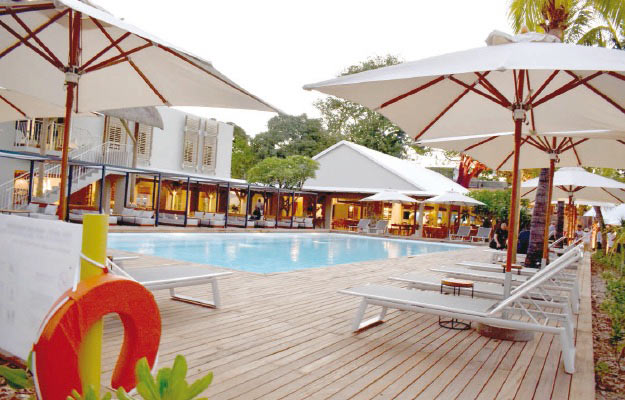 Le Mauricien - Inauguration : Le Veranda Tamarin, un pari osé!